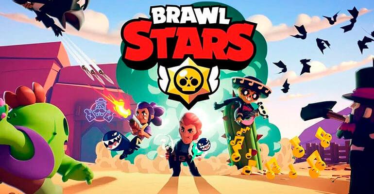 Игры, похожие на Brawl Stars
